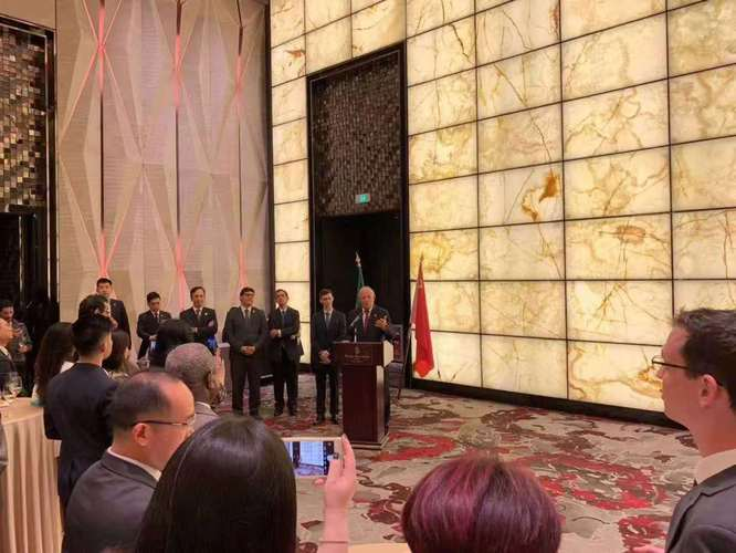 Consulate General of Portugal officially opened in Guangzhou on October 19th